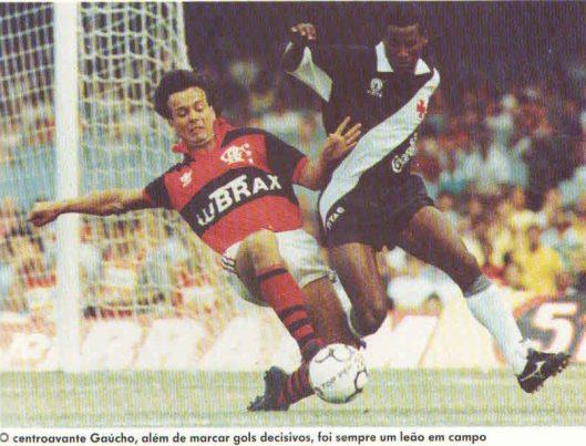 gaúcho - vasco 1991